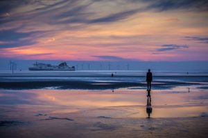 Crosby Beach in Liverpool ATO Tours Where to go travel inspiration