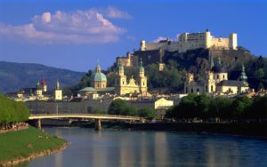 Salzburg Castle, Top 10 Castles in Europe ATO Tours Where to go