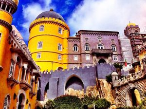 Sintra Castle, Top 10 of the most beautiful castles in Europe ATO Tours Where to go