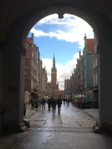 Gdansk old town ato tours