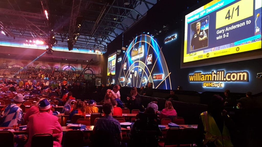 Ally Pally Darts ChampionshipUltimate Guide