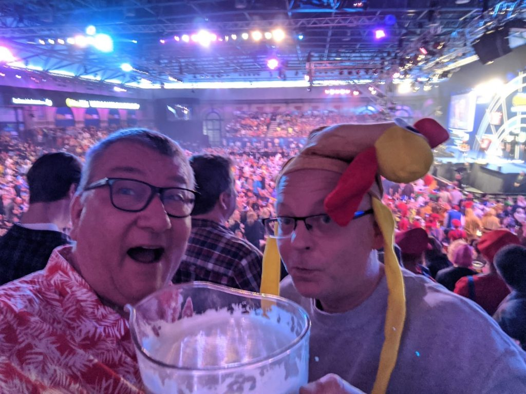 Ultimate Ally Pally Guide Darts