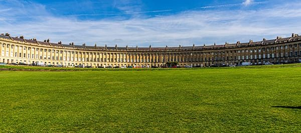 bath weekend tour