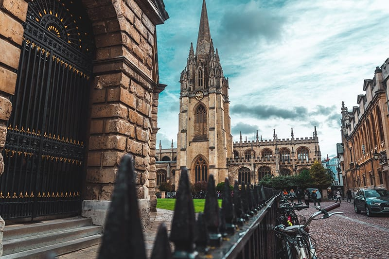Tours in Oxford